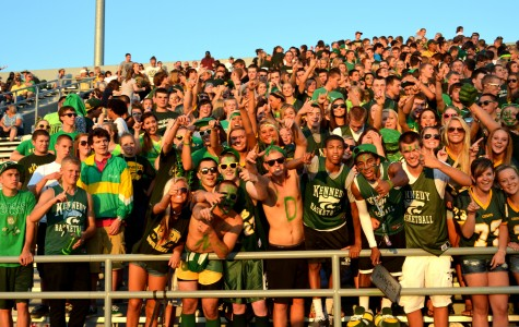 Cougar Nation gets fired up for first football game