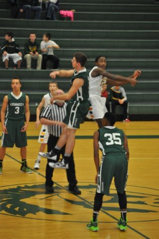 Kennedy vs. Hempstead basketball