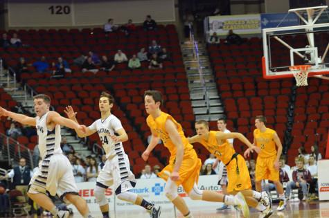 Kennedy men's basketball ends season