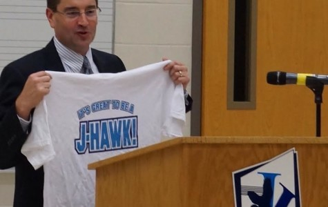 Brad Buck named new superintendent