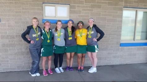 Women's varsity tennis