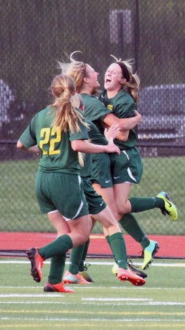 Kennedy women's soccer beats Iowa City High