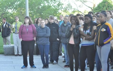 Cedar Rapids students march for Selma