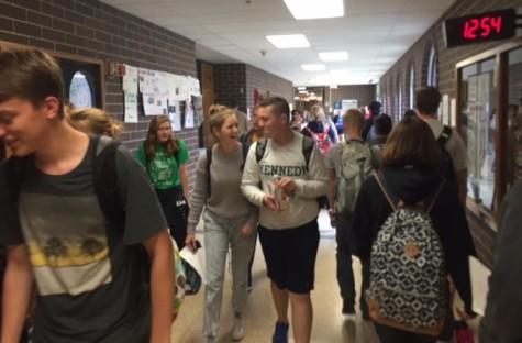 SMART Lunch changes affect teachers, too