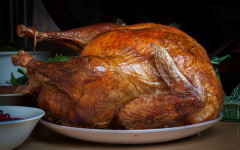 Thanksgiving traditions may be for the turkeys