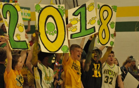 Spring Pep Assembly Photos