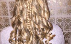 Prom hair DIY