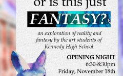 Real life or Fantasy? Show opens soon for student artists