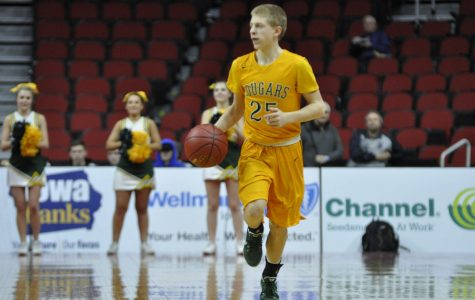 Foley Receives KCRG Athlete of the Week Honors