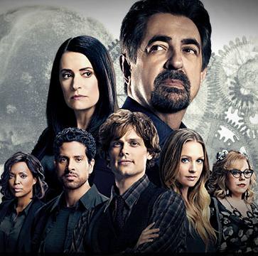 Criminal Minds is a CBS TV series.