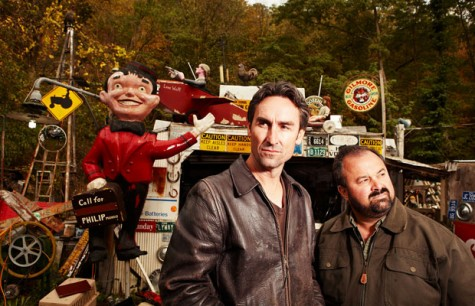 Iowa plays host for American Pickers