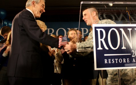 Veteran speaks on Ron Pauls behalf