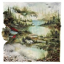 Bon Iver's self titled album