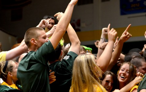 Spring Pep Assembly 2012