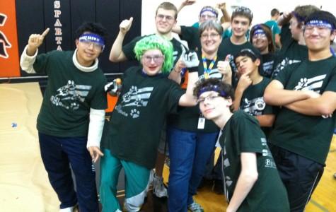 Robotics team earns 6th in tournament