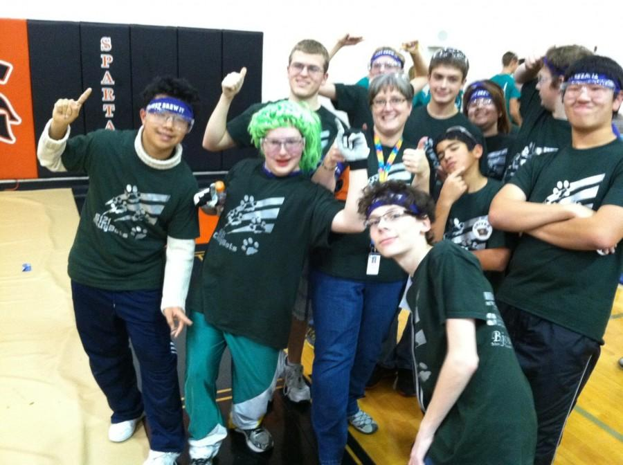 Robotics team earns 6th in tournament