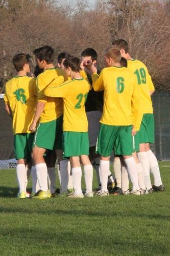 Boys soccer winning season