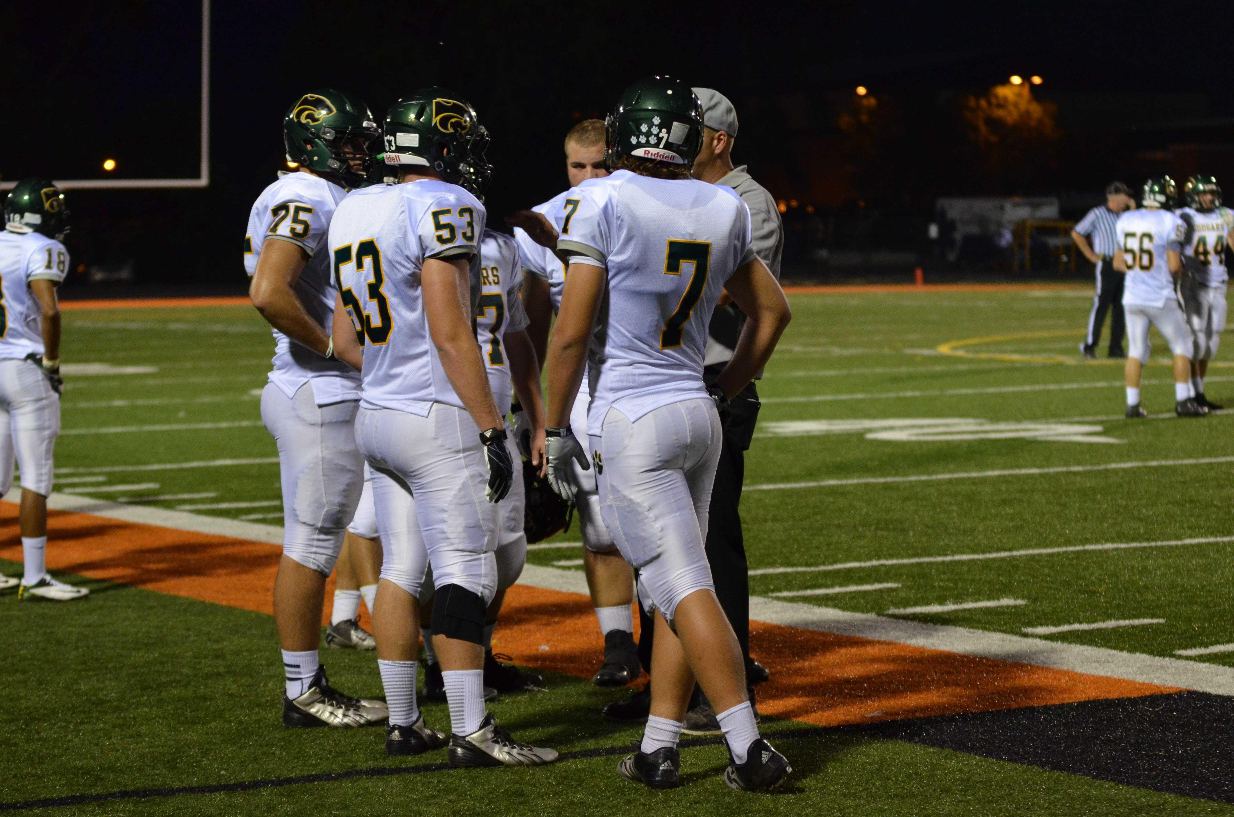 Kennedy upsets Prairie 28-24