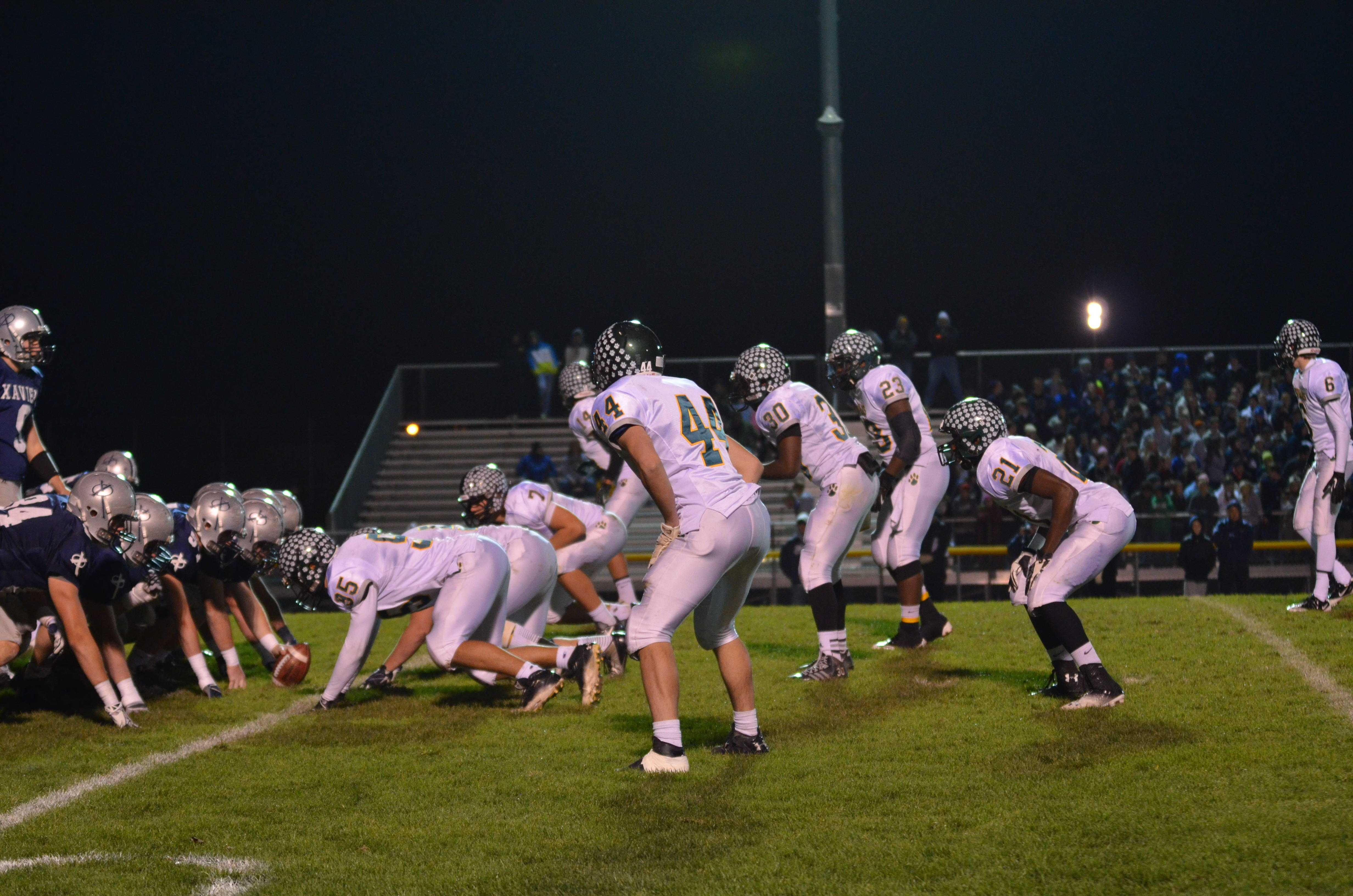 Kennedy plays their homecoming game tonight at Kingston.