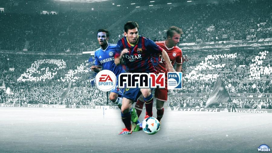 FIFA 14 popular among Kennedy students
