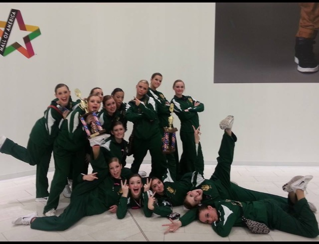 Dance Team Regionals