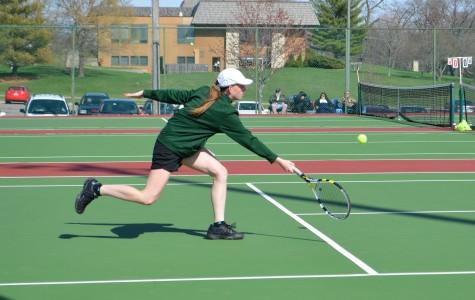 Girls' tennis vs. Jefferson photos