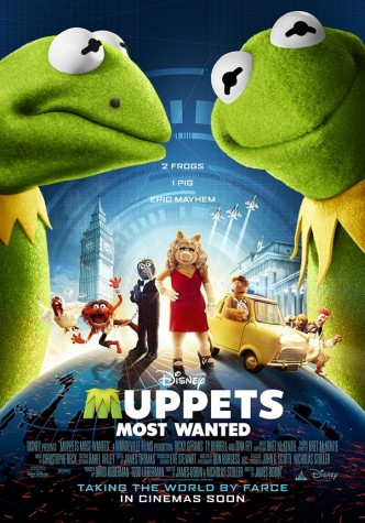 Review: The Muppets Most Wanted
