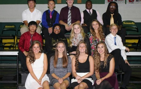 Kennedy's Homecoming Candidates