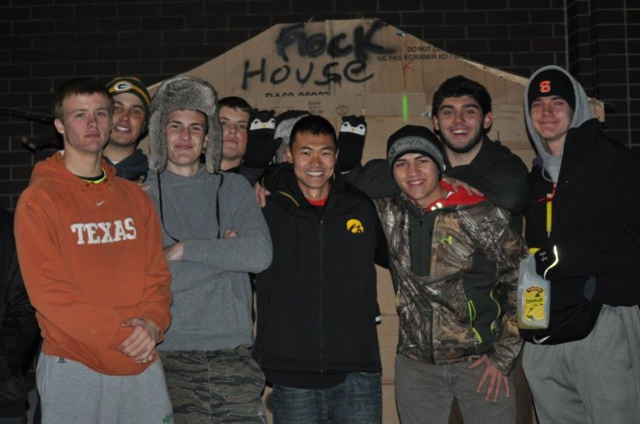Photos from Kennedy's Homeless Night