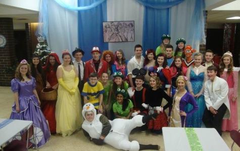 Fairy tale fundraiser