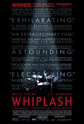 A must-see movie: Whiplash