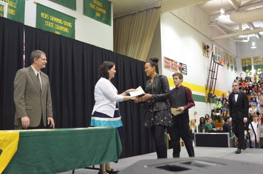 Honoring academics