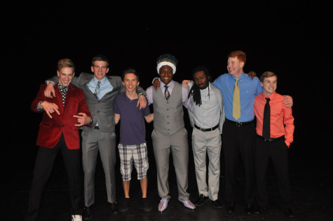 Mr. Cougar pageant results