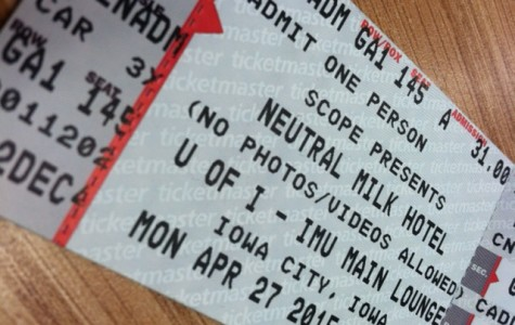 Review: Neutral Milk Hotel at the Iowa Memorial Union