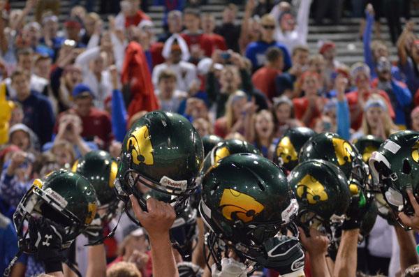 Photos: Varsity Homecoming Football Game: Cougars vs. North Scott