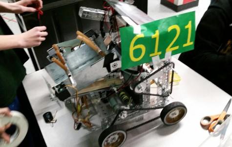 Club Spotlight: Robotics Club