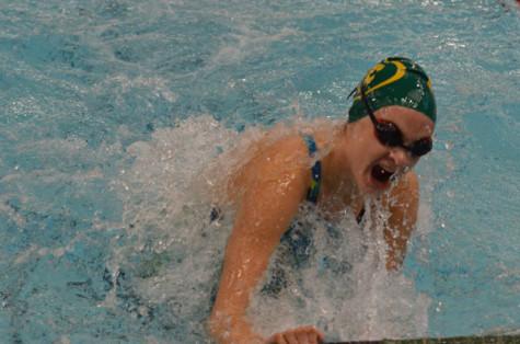 Photos: State Women's Swimming