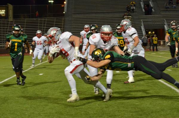Photos: Varsity Football Playoffs Round 2