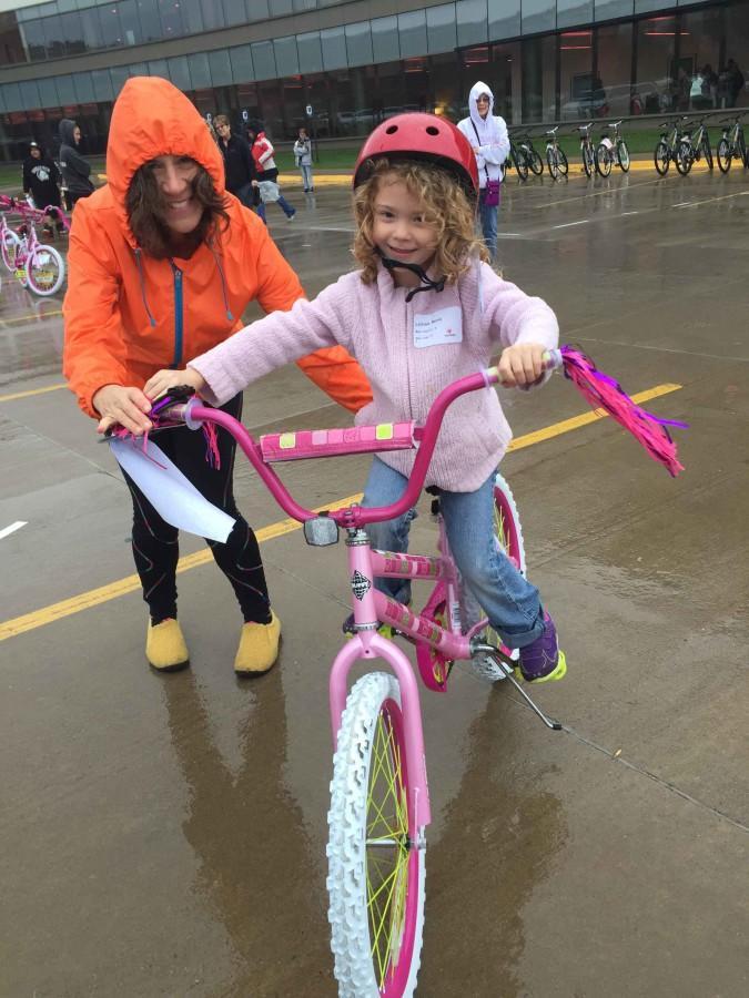 Bettering lives through bikes