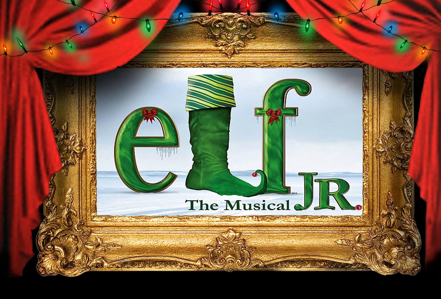 Drama department presents Elf Jr., The Musical