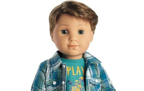 Photo of American Girl's new doll, Logan Everett. Photo provided by American Girl.