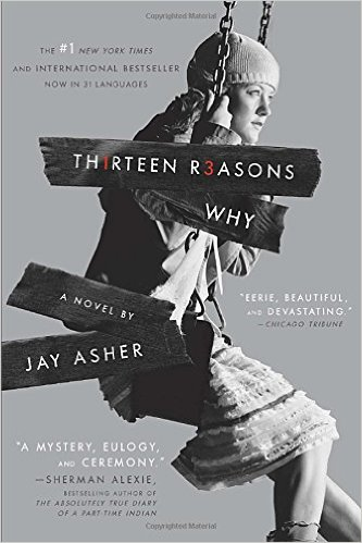 !3 Reasons Why, by Jay Asher