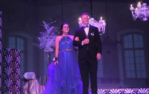 Grand march and prom photos