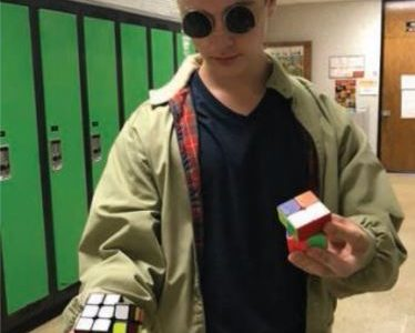Rubik's Cube Hype: Jacob Kiesey