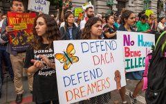 DACA Protest in San Francisco
