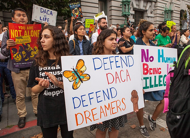 DACA enrollees eligible for application fee assistance
