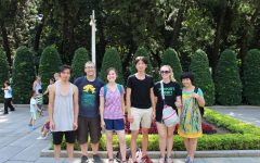 Students' Trip to China Leaves Lasting Impression