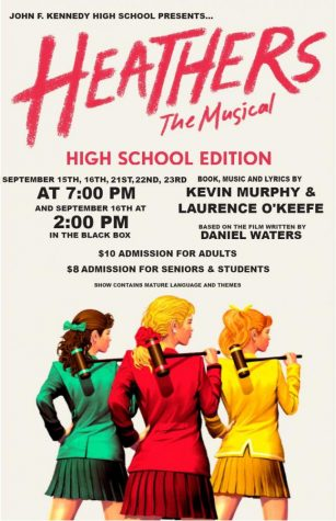 """Heathers"" The Musical: Preview"