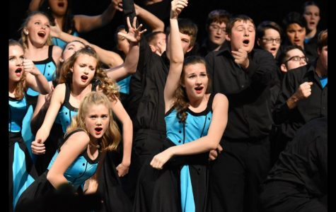 Show choir kicks off with 'Cocoa and Carols'