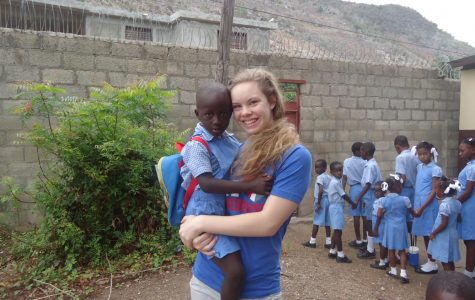 The Real Haiti: Olivia Vander Sanden